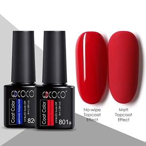Best Luxury Colors Gel Nail Polish Set