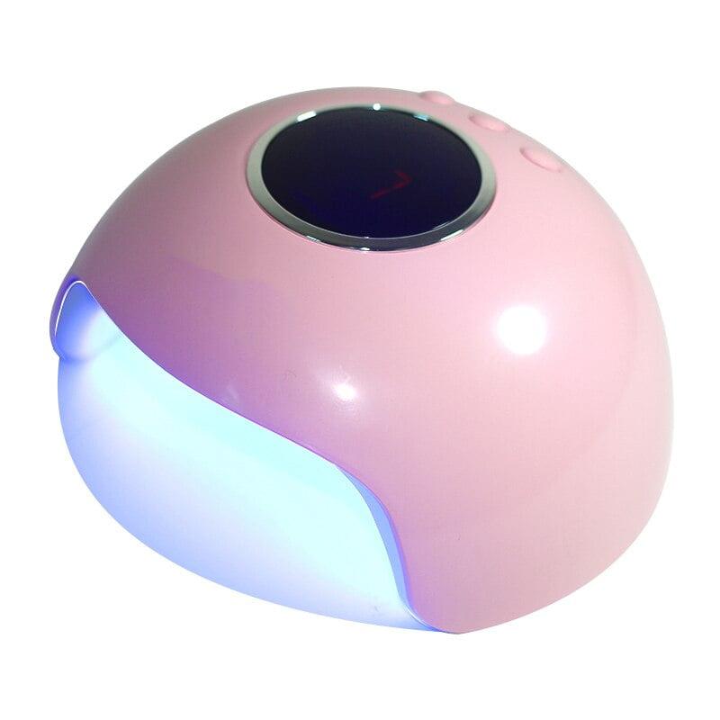 Nail Set with LED Lamp