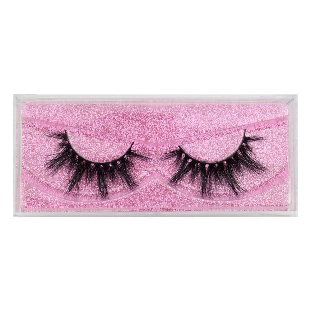 5D Mink Eyelashes Set